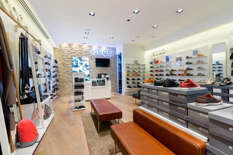 shoe stores macquarie centre